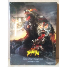 ACHERON - The Final Conflict: Last Days Of God A5 DigiCD