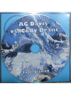 AG DAVIS / CODY GRANT - AG Davis Versus Cody Brant CD