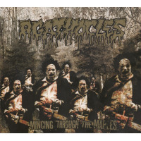AGATHOCLES - Mincing Through The Maples CD