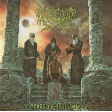 AL-NAMROOD - 10 Years Of Resistance CD