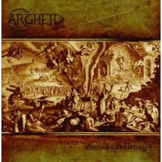 ARGHEID - Gottloses Unterfangen CD