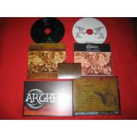 ARGHEID - Gottloses Unterfangen CD+CDR