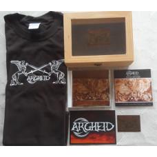 ARGHEID - Gottloses Unterfangen BOX