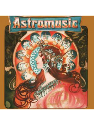 MARCELLO GIOMBINI - Astromusic Synthesizer LP