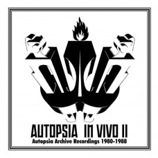 AUTOPSIA - In Vivo II CD