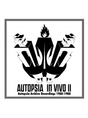 AUTOPSIA - In Vivo II CD