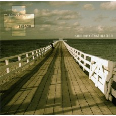 BASTRADS OF LOVE - Summer Destination EP CD