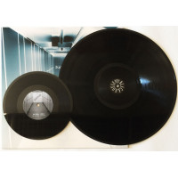 "BLACKHOUSE - Material World LP+7""EP lathe-cut (special edition)"