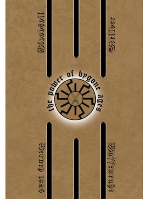 BLOODSOIL / STRIIDER / VERNEY 1826 / WAFFENRUHE - The Power of Bygone Ages CDR