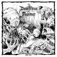 DISASTROUS MURMUR - Skinning Beginning 1989 - 1991 LP (black)