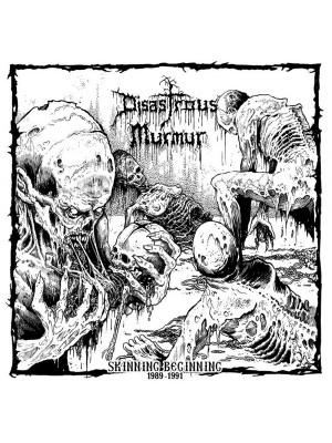 DISASTROUS MURMUR - Skinning Beginning 1989 - 1991 LP (white)