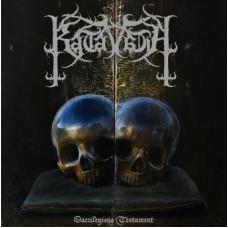 KATAVASIA - Sacrilegious Testament CD