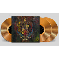 COIL - Love's Secret Domain (30th-anniversary edition) 3LP (gold)