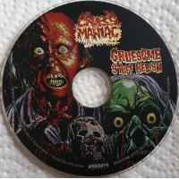 """CROPSY MANIAC / GRUESOME STUFF RELISH - Cropsy Maniac / Gruesome Stuff Relish 3""""CD"""