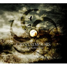 CRYSTALMOORS – Circle Of The Five Serpents CD