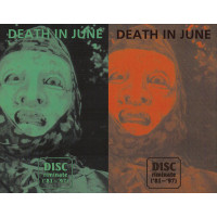 DEATH IN JUNE - DISCriminate (1981 ~ '97) 2xMC