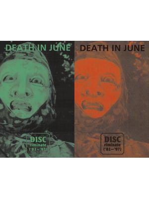 DEATH IN JUNE - DISCriminate (1981 ~ '97) 2xMC