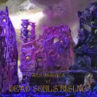 DEAD SOULS RISING - Ars Magica CD
