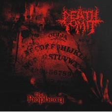 DEATH VOMIT - The Prophecy LP