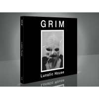GRIM - Lunatic House CD