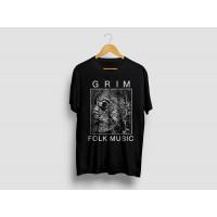 GRIM - Folk Music T-SHIRT