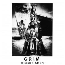 GRIM - Hermit Amen CD (digibook)
