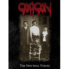 GORGON - The Spectral Voices CD