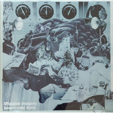 GOVERNMENT ALPHA - Affective Imagery CD