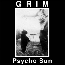 GRIM - Psycho Sun LP