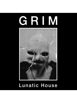 GRIM - Lunatic House LP lim.150