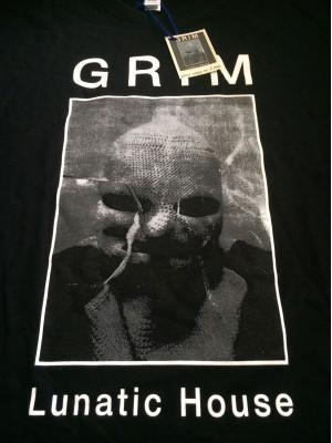 GRIM - Lunatic House T-SHIRT