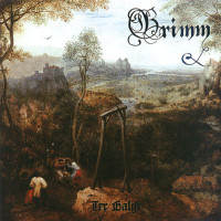 GRIMM - Ter Galge CD EP