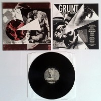 GRUNT - Castrate The Illusionist LP