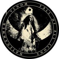 HATE - Solarflesh: A Gospel Of Radiant Divinity Pic.2LP