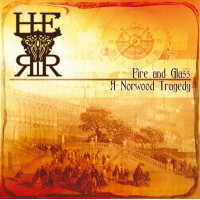 H.E.R.R. - Fire and Glass: A Norwood Tragedy CD EP