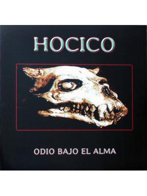 HOCICO - Odio Bajo El Alma 2LP