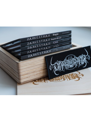DARKESTRAH - 20th Anniversary Chronicles of Nomadic Conquest CD BOX