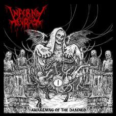 INFERNAL CURSE - Awakening Of The Damned LP