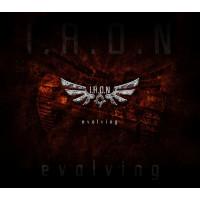 I.R.O.N. - Evolving CD