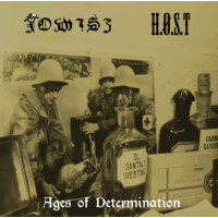 JOWISZ / H.Ø.S.T - Ages of Determination CDR
