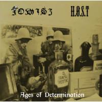 JOWISZ / H.Ø.S.T - Ages of Determination CDR
