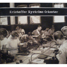 KRISTOFFER NYSTROMS ORKESTER - brakeHEAD CD