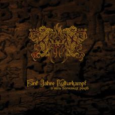 KRODA - Fünf Jahre Kulturkampf CD+DVD