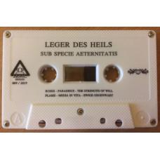 LEGER DES HEILS - Sub Specie Aeternitatis MC - MISPRINT EDITION!