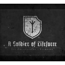 LES COLONNES DE L'ETERNITE - A Soldier Of Lifeforce CD