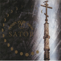 MOON FAR AWAY - Sator CD