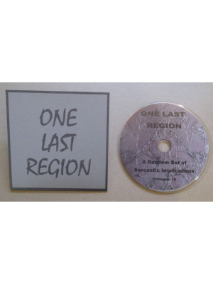 ONE LAST REGION - A Random Set Of Sarcastic Implications CD