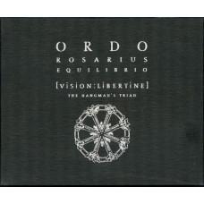 ORDO ROSARIUS EQUILIBRIO - [Vision:Libertine] - The Hangman's Triad CD Box