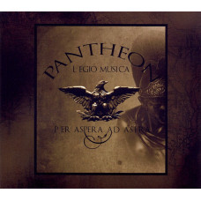 PANTHEON LEGIO MUSICA - Per Aspera Ad Astra CD