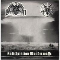 "PENTAGAMMADION / MOONTOWER - Antichristian Wunderwaffe 7""EP"